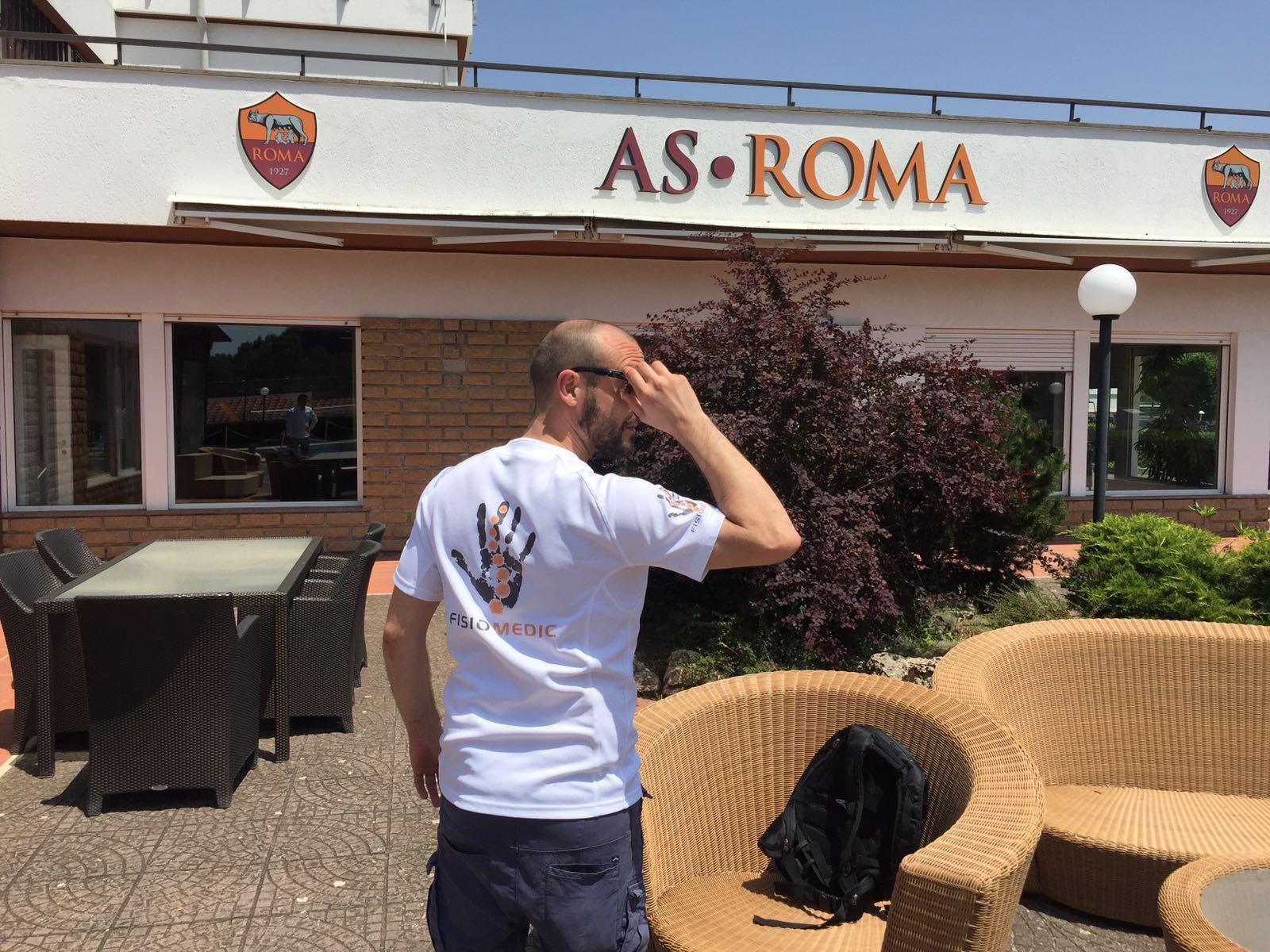 Fisiomedic arriva a Trigoria – AS Roma Calcio